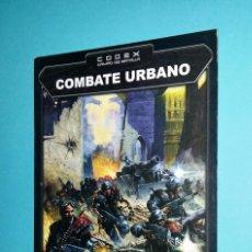 Juegos Antiguos: COMBATE URBANO. WARHAMMER 40000. CODEX. 40K. LIBRO EJÉRCITO.. Lote 59690251