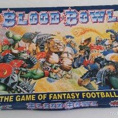 Juegos Antiguos: BLOOD BOWL WARHAMMER CITADEL. Lote 59759644