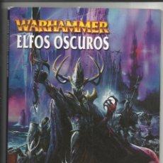 Juegos Antiguos: WARHAMMER: ELFOS OSCUROS, 2001.. Lote 61059459