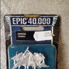 Juegos Antiguos: WARHAMMER EPIC 40K HARRIDAN TIRANIDO. Lote 64153067