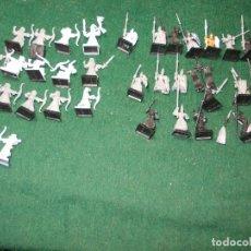 Juegos Antiguos: LOTE DE ARQUEROS Y LANCEROS DE ALTOS ELFOS. Lote 64457843