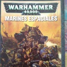 Juegos Antiguos: CODEX MARINES ESPACIALES. Lote 65762966
