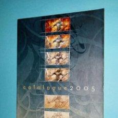 Juegos Antiguos: CONFRONTATION. RACKHAM. CATALOGUE 2005. CATÁLOGO.. Lote 68576321