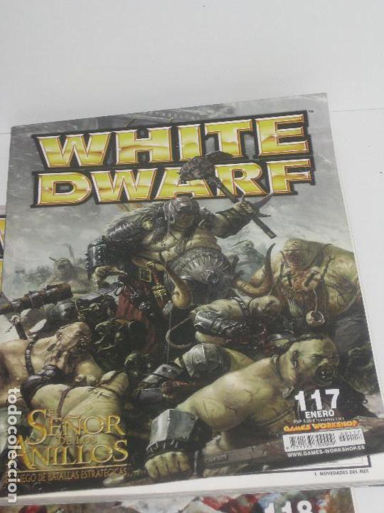 Juegos Antiguos: White Dwarf Nº 117-118-119 - Foto 3 - 70253785