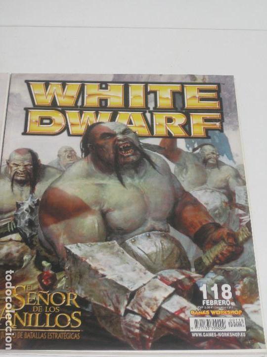 Juegos Antiguos: White Dwarf Nº 117-118-119 - Foto 4 - 70253785
