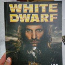 Juegos Antiguos: WHITE DWARF NÚMERO 103, 126 PÁGINAS, COMO NUEVA . Lote 71620727