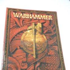 Juegos Antiguos: WARHAMMER. EL JUEGO DE BATALLAS FANTASTICAS - GAMES WORKSHOOP. Lote 73505343
