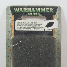 Juegos Antiguos: WARHAMMER 40K - AMA DE LAS HERMANAS ARREPENTIDAS - DESCATALOGADO 2003. Lote 75733463