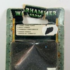 Juegos Antiguos: WARHAMMER 40K - GUARDIA TIRANIDA TYRANIDA - DESCATALOGADO 2003. Lote 75734479