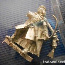 Juegos Antiguos: EL SEÑOR DE LOS ANILLOS. FARAMIR. MINIATURA DE METAL. Lote 77092553