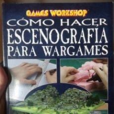 Juegos Antiguos: CÓMO HACER #ESCENOGRAFÍA PARA #WARGAMES. Lote 85829040