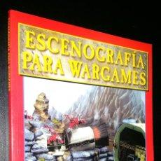 Juegos Antiguos: ESCENOGRAFIA PARA WARGAMES / GAMES WORKSHOP / NIGEL STILLMAN. Lote 80224033