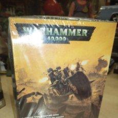 Juegos Antiguos: WARHAMMER 40.000 - MOTOCICLETA MARINE ESPACIAL DEL CAOS.. Lote 80397465