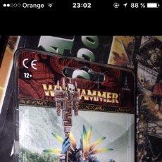 Juegos Antiguos: CHAMAN ESLIZON WARHAMMER EN BLISTER. Lote 86684436