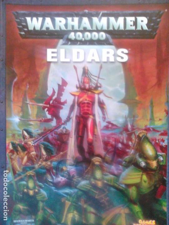 warhammer 40000 eldars segunda mano