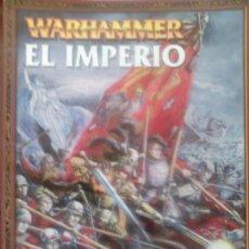 Juegos Antiguos: WARHAMMER EL IMPERIO. Lote 103369132