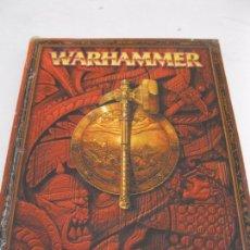 Juegos Antiguos: WARHAMMER - EL JUEGO DE BATALLAS FANTÁSTICAS - REGLAMENTO - GAMES WORKSHOP.. Lote 89375756