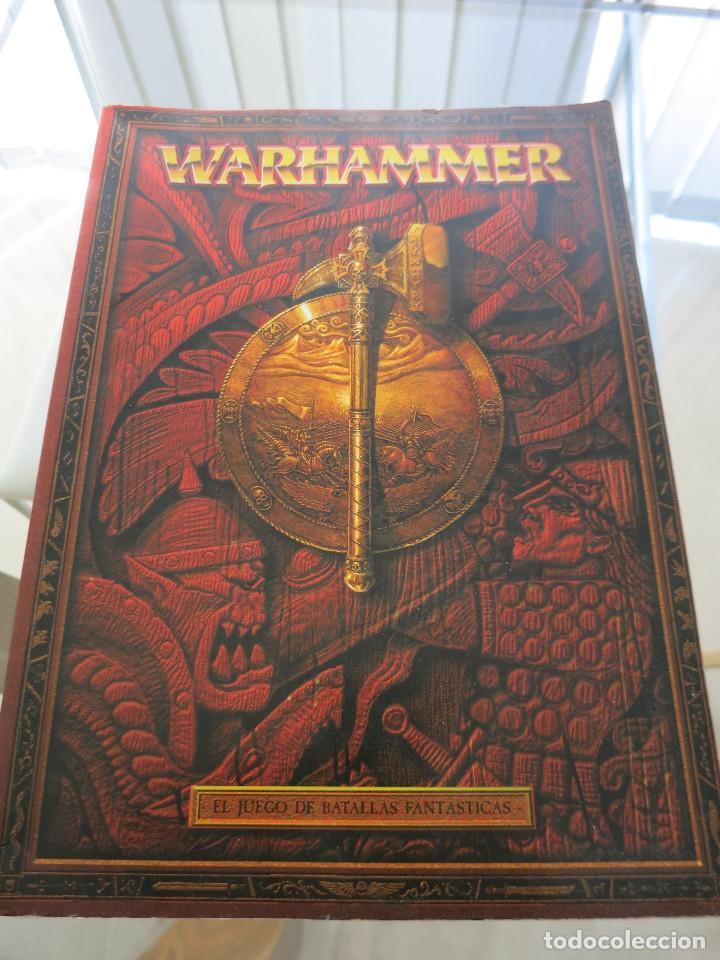 GAMES WORKSHOP WARHAMMER SEXTA EDICION (Juguetes - Rol y Estrategia - Warhammer)