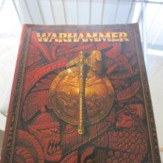 Juegos Antiguos: GAMES WORKSHOP WARHAMMER SEXTA EDICION . Lote 94034945