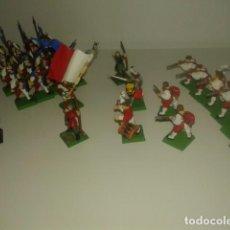 Juegos Antiguos: FIGURAS WARHAMMER PINTADAS. Lote 94648415
