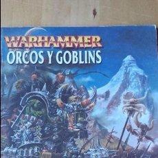 Juegos Antiguos: WARHEMMER. ORCOS Y GOBLINS, (GAMES WORKSHOP, 2000). Lote 94884995