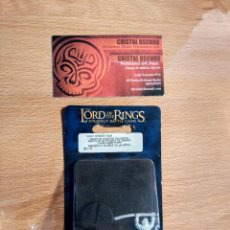 Jeux Anciens: EQUIPO DE GUARDIANES DE CAMARA THE LORD OF THE RING STRATEGY BATTLE GAME. Lote 94958971
