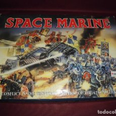 Juegos Antiguos: MAGNIFICO JUEGO SPACE MARINE GAMES WORKSHOP. Lote 95165435