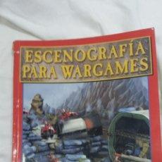 Juegos Antiguos: ESCENOGRAFIA PARA WARGAMES WARHAMMER WORKSHOP. Lote 95963999