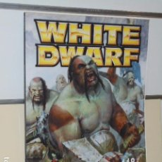 Juegos Antiguos: WHITE DWARF Nº 118 - GAMES WORKSHOP - OFERTA. Lote 97232295