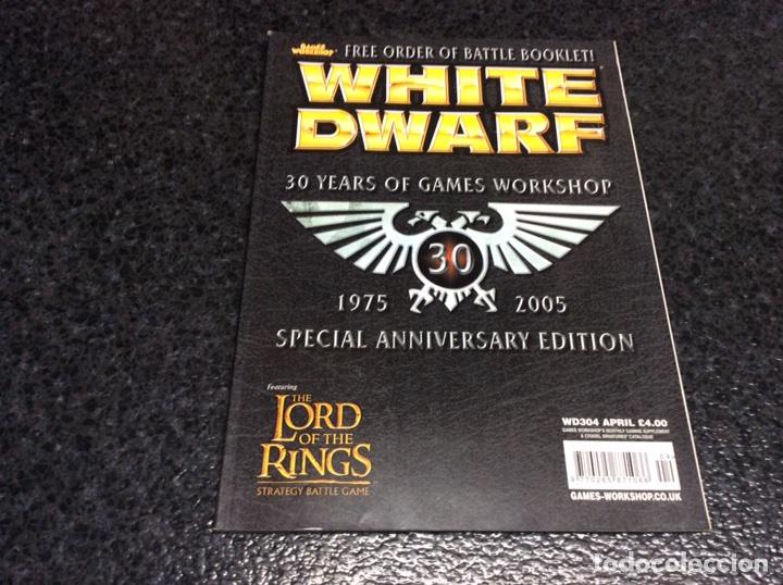 WHITE DWARF Nº 4 - EDICION EN INGLES (Juguetes - Rol y Estrategia - Warhammer)