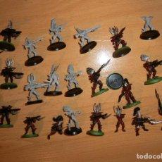 Juegos Antiguos: ELDAR OSCUROS PLASTICO. Lote 98640039