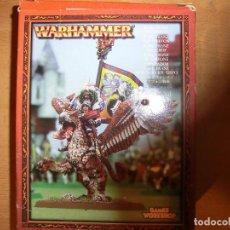 Juegos Antiguos: KARL FRANK HIPOGRIFO IMPERIALES WARHAMMER. Lote 98642383