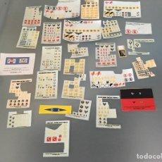 Juegos Antiguos: GRAN LOTE PEGATINAS WARHAMMER. Lote 100245211