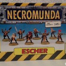 Juegos Antiguos: WARHAMMER NECROMUNDA. Lote 101752548