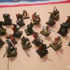 Juegos Antiguos: LOTE DE 20 FIGURAS WARHAMMER GW 1999. Lote 104099635