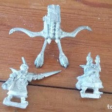 Juegos Antiguos: LANZAVIROTES ELFOS OSCUROS. Lote 104719843