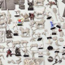 Juegos Antiguos: LOTE WARHAMMER FIGURAS GAMES WORKSHOP PLASTICO GRAN SURTIDO. Lote 105829679
