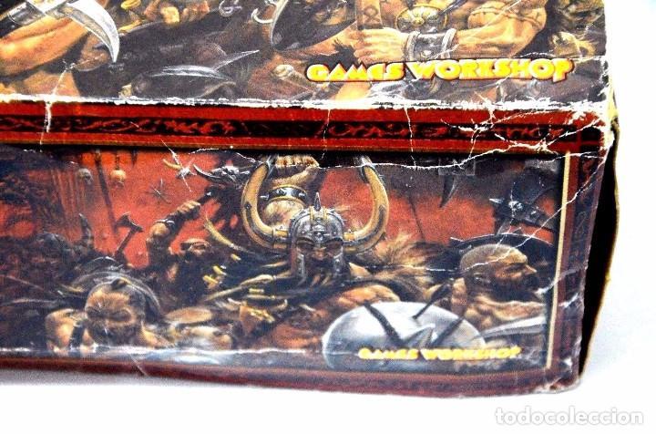 Juegos Antiguos: WARHAMMER GAMES WORKSHOP - Foto 3 - 105853691