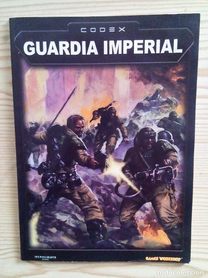 Warhammer 40000 - Codex - Guardia Imperial segunda mano