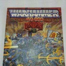 Juegos Antiguos: WARHAMMER 40000 ROGUE TRADER EN ESPAÑOL 1ª EDICIÓN AÑO 1987. Lote 107102919