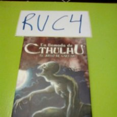 Juegos Antiguos: EXPANSIÓN WARHAMMER CTHULHU TERRORES NOCTURNOS ASYLUM PACK. Lote 107544782