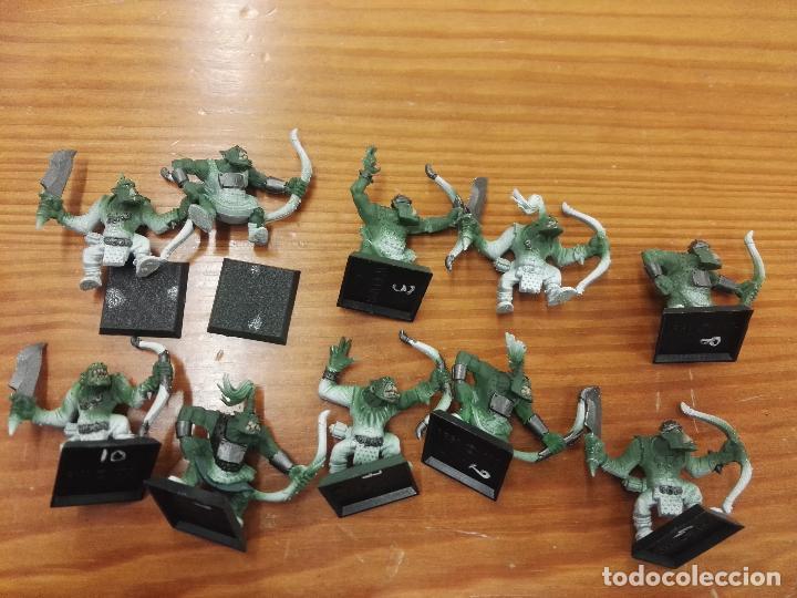 Usado, WarhammerArqueros Orcos 10 unidades segunda mano