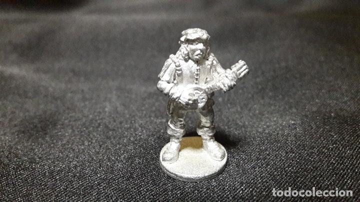 Juegos Antiguos: gran lote figuras antiguas plomo mithril. tipo warhammer coleccion - Foto 7 - 107756039