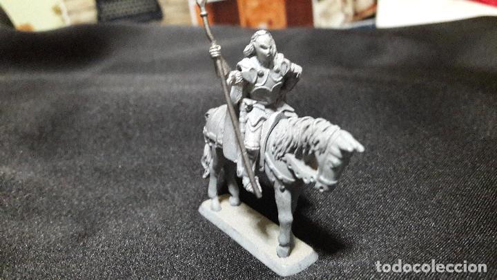 Juegos Antiguos: gran lote figuras antiguas plomo mithril. tipo warhammer coleccion - Foto 10 - 107756039