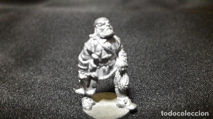 Juegos Antiguos: gran lote figuras antiguas plomo mithril. tipo warhammer coleccion - Foto 11 - 107756039