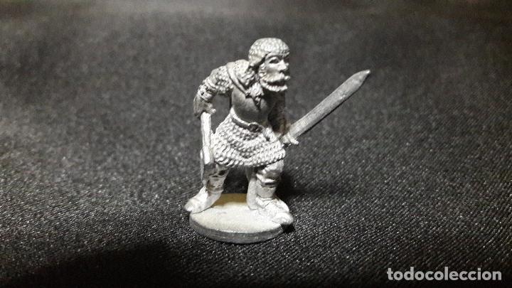 Juegos Antiguos: gran lote figuras antiguas plomo mithril. tipo warhammer coleccion - Foto 13 - 107756039