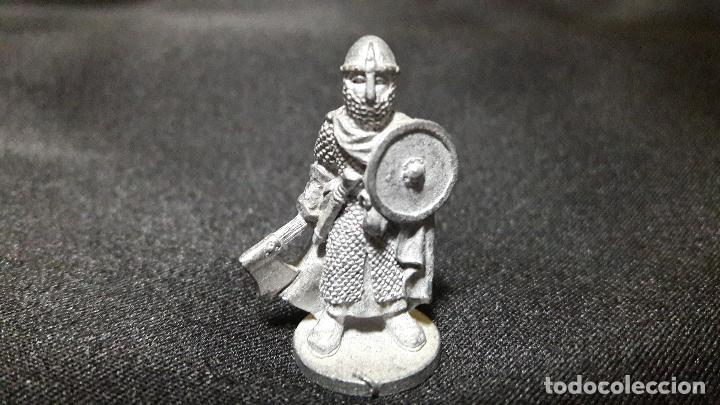 Juegos Antiguos: gran lote figuras antiguas plomo mithril. tipo warhammer coleccion - Foto 14 - 107756039