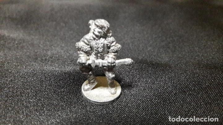 Juegos Antiguos: gran lote figuras antiguas plomo mithril. tipo warhammer coleccion - Foto 18 - 107756039