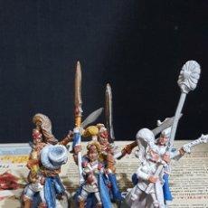 Juegos Antiguos: WARHAMMER FANTASY GUARDIA DE DONCELLAS ALARIELLE GUARDIA ETERNA. Lote 108595438