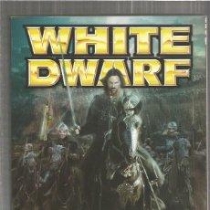 Juegos Antiguos: WHITE DWARF 104. Lote 109856043